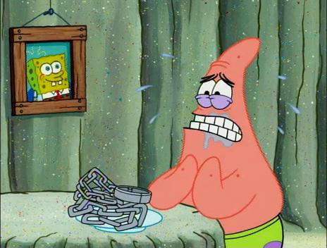 SpongeBuddy Mania SpongeBob Episode The Donut Of Shame