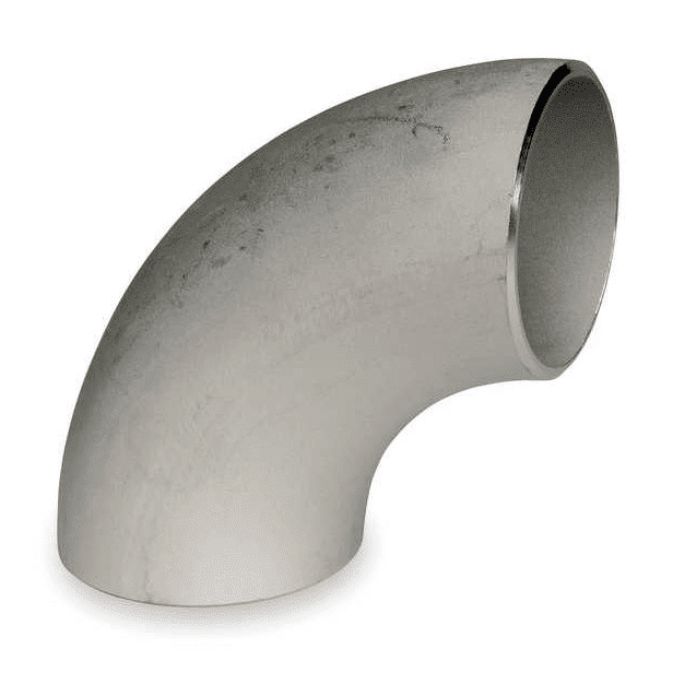 marine 316l stainless steel 4 inch exhaust pipe 4 5 od 90 degree elbow
