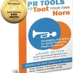 PR Tools to Toot Your Own Horn Book Overview