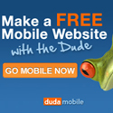 DudaMobile Mobile Websites