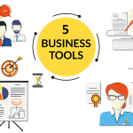 5 Business Tools to Boost Work Efficiency