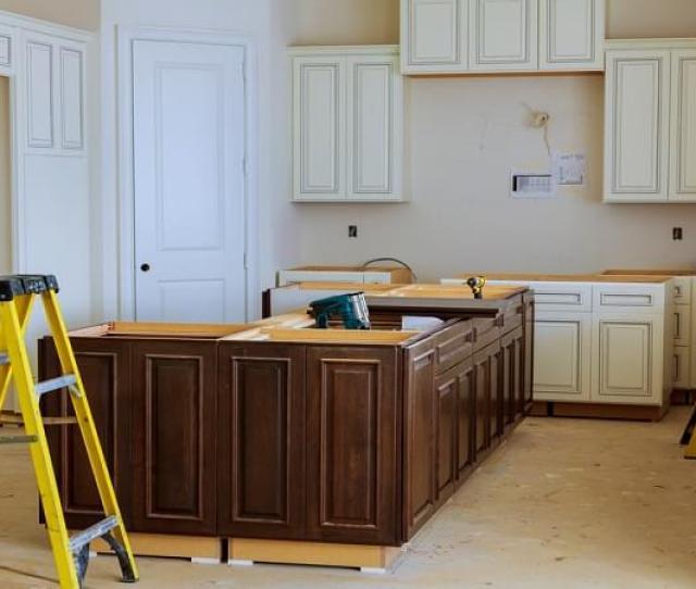 Finishing Your Unfinished Kitchen Cabinets Doors