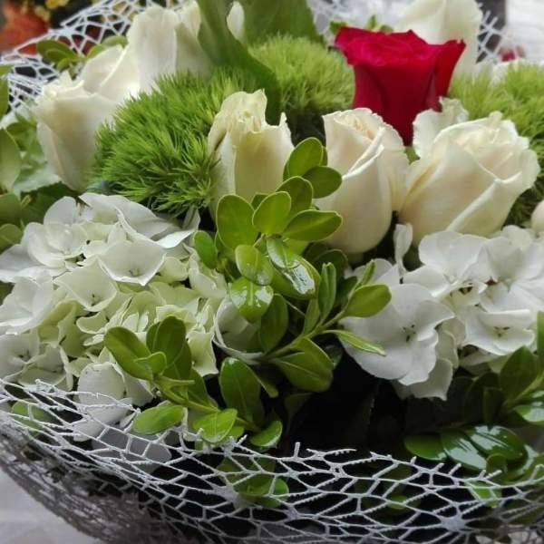 bouquet di fiori a domicilio