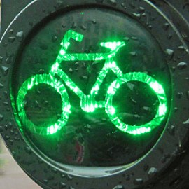Bike Green Light