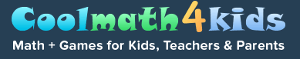 Cool Math 4 Kids Logo