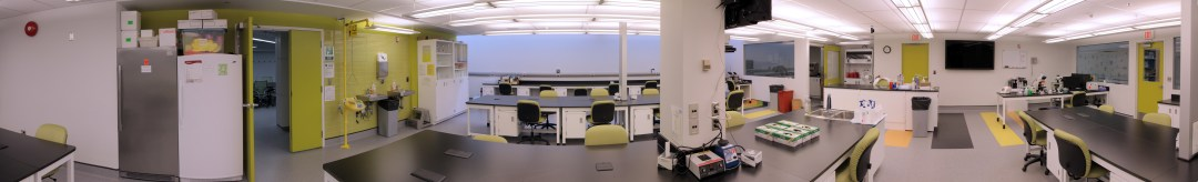 Panoramic of the Youth BIOlab Jeunesse