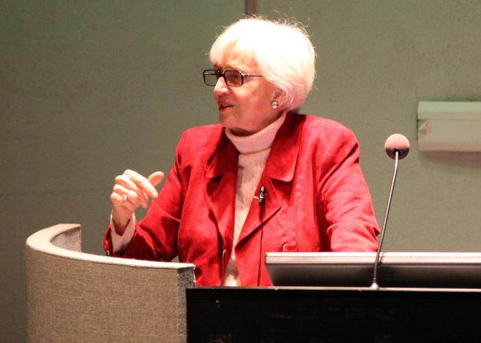 Dr. Elizabeth Barrett-Connor