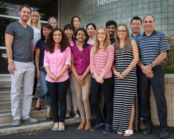Kirshenbaum lab group photo