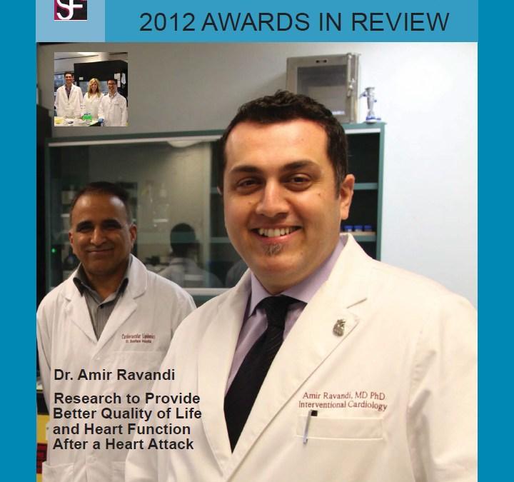 MMSF 2012 Awards in Review; Ravandi, Albensi among awardees