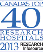 St. Boniface among Canada's top 10 research intensive hospitals