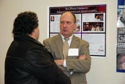 Alzheimer's Society of Manitoba's Spotlight on Research event