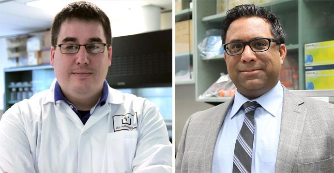 Drs. Duhamel and Arora