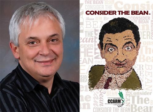 Bill Peters / Mr. Bean artwork
