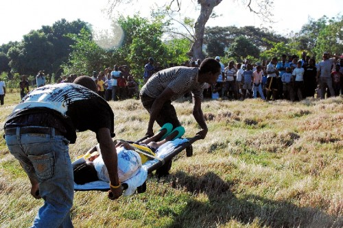 Researchers support namesake hospital in Haiti