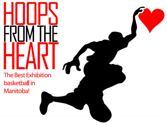 Hoops From the Heart logo
