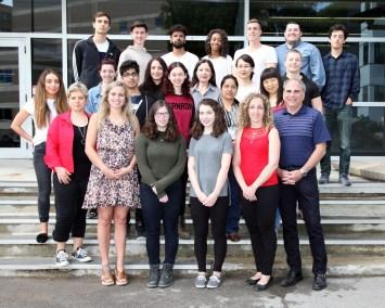 kirshenbaum lab 2017 students