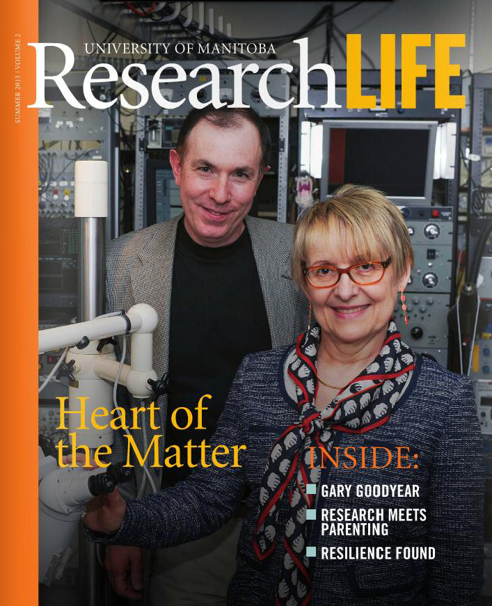 Research Life cover