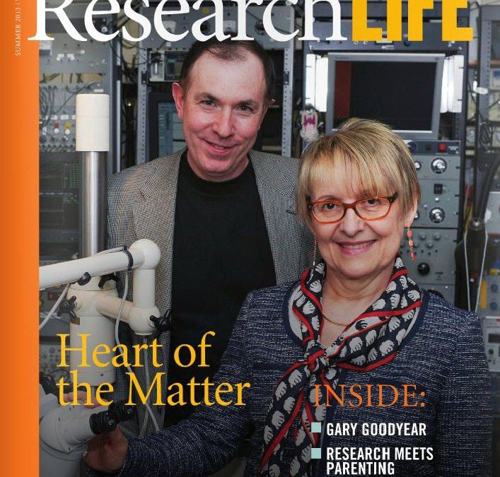 Kardami featured in ResearchLIFE