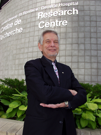 Ronald joins Friesen, Chown in Medical Hall of Fame