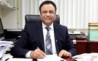 Singal's Efforts Honoured during National Volunteer Week