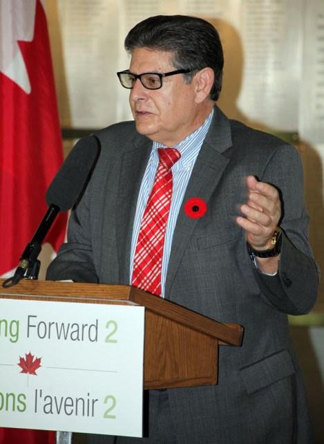 Neil Besner, Provost and Vice-President, Academic, University of Winnipeg