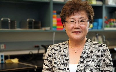 Dr. Miyoung Suh: KOFST Scientist of the Year