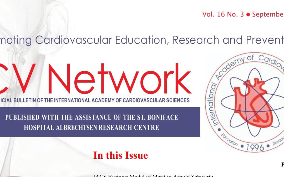 CV Network - Sept 2017