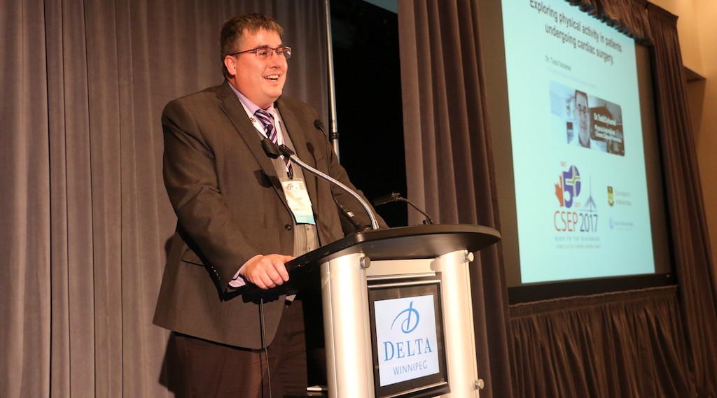 Dr. Duhamel receives Young Investigator Award