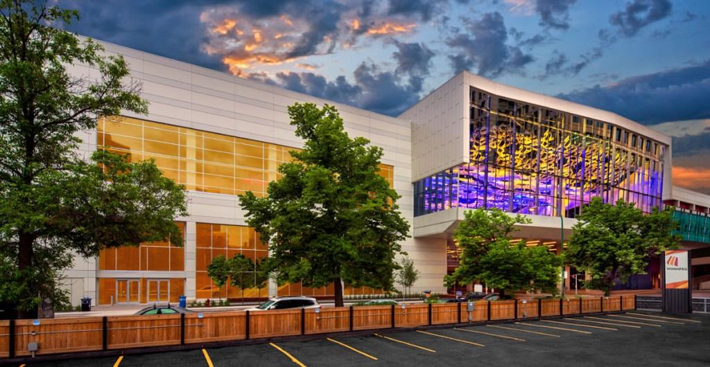 RBC Convention Centre 01