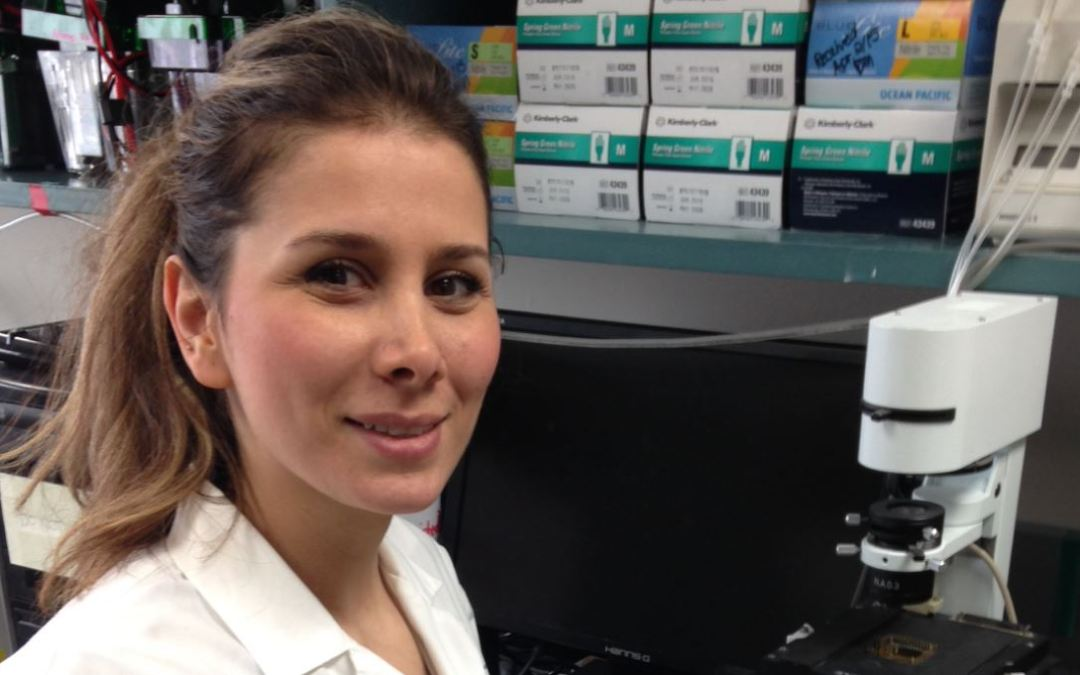 Adlimoghaddam awarded CIHR-CCNA travel