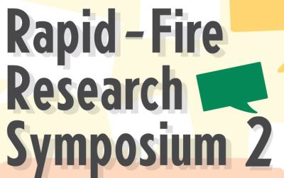 Rapid-Fire Research Symposium 2 Winners!
