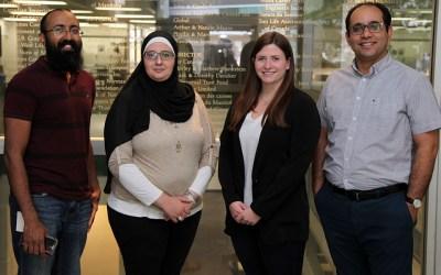 ICS Students dominate CSHRF Awards