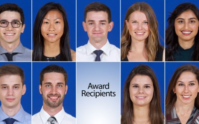 Med Students Awarded for Research Projects
