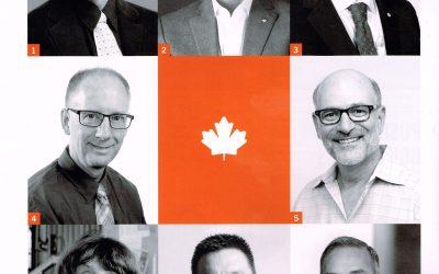 Feldman & Hack amongst Best in Canada, as featured in Research Life