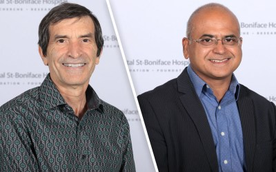 St. Boniface Investigators attract over $300,000 in NSERC funding