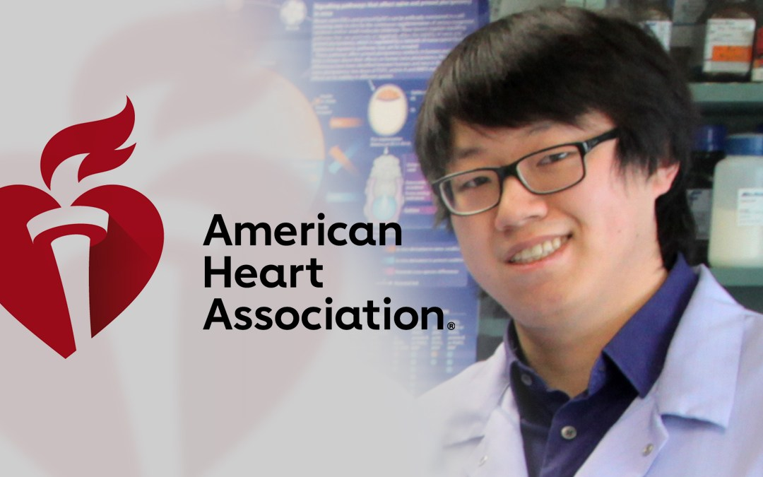 Yan selected as 2021 Paul Dudley White (PDW) International Scholar