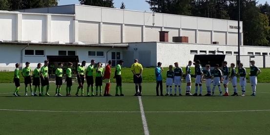 Gelungener Kreisliga Auftakt Der C Jugend Sportbund Djk