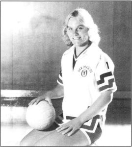 Karen Griffith, Hall of Fame Athlete
