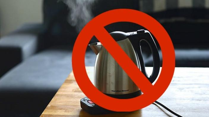 americans don t use kettles and