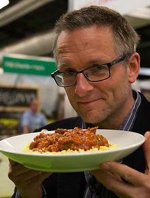 Image result for hungry for food Dr. Michael Mosley