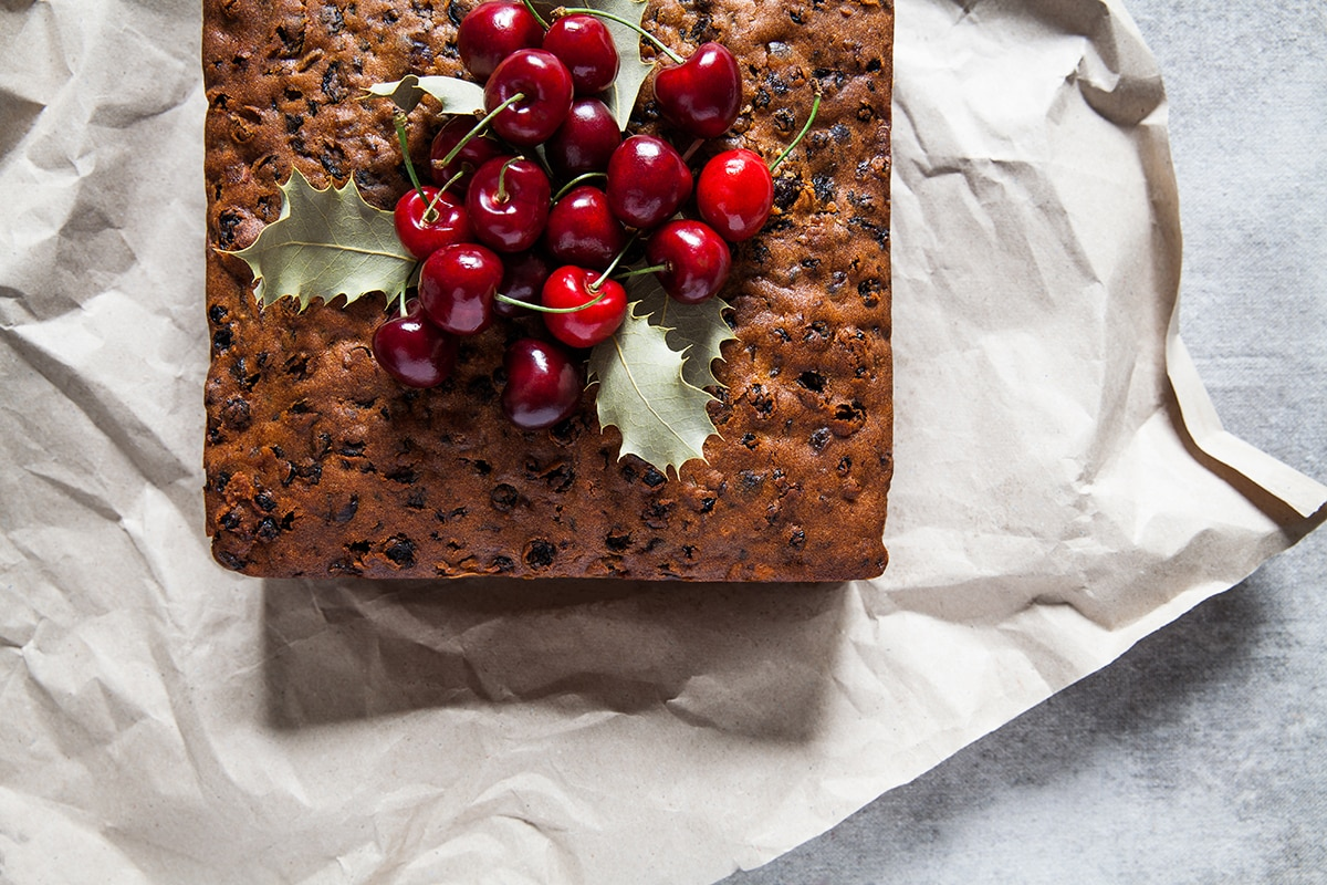 Traditional Rich Fruitcake Christmas Recipes Sbs Food