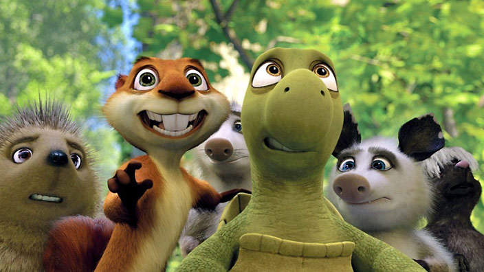 Image result for over the hedge
