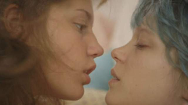Graphic Sex In Applauded Lesbian Love Story Gets Cannes Buzzing