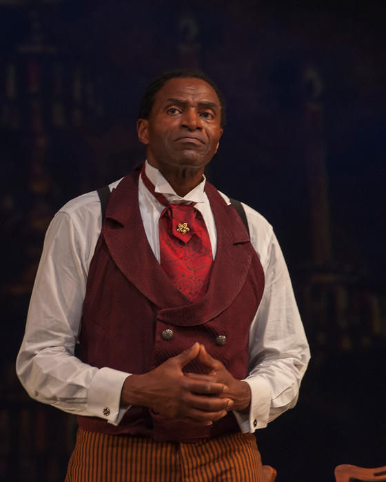 Image result for Ira Aldridge playing Othello