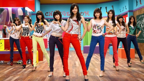Image result for snsd on stage gee