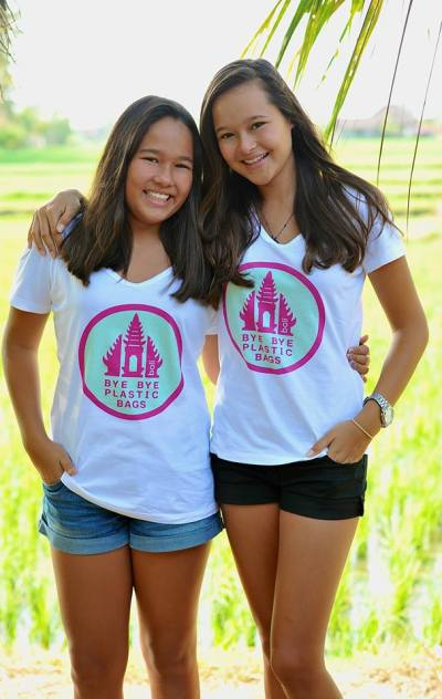Bali's teenage sisters sparked a global youth movement to ...