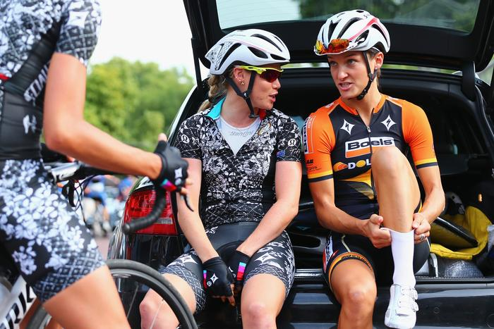 Tiffany Cromwell women's road cycling Lizzie Armitstead