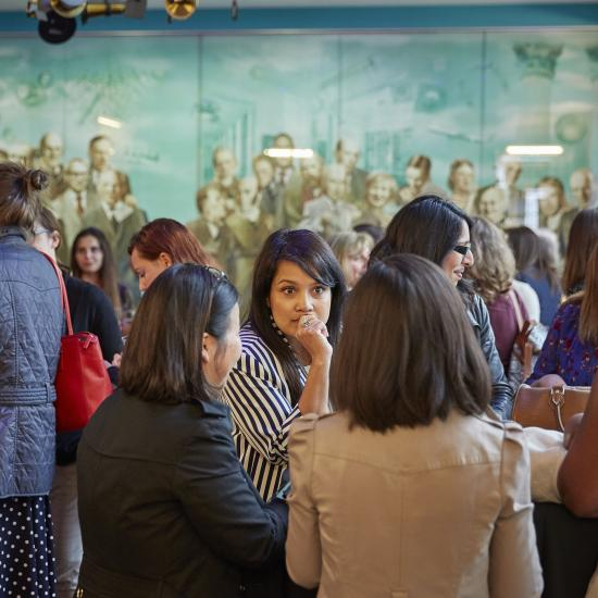 Networking event for women