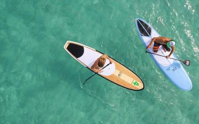 5 Reasons You Need To Try Stand Up Paddleboarding