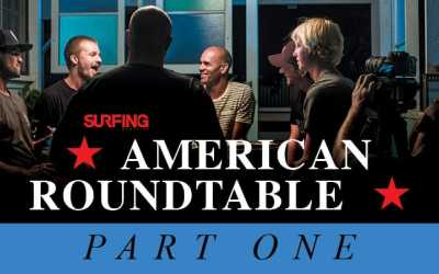 Surfing Round Table: A Year In Review 2016/2017